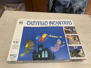 Rarissimo gioco da tavolo Il Castello Incantato Mb anni 80 completo collezione