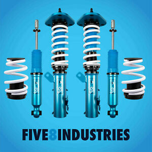 Five8 Industries For 18-20 Toyota Corolla iM Full Coilovers Height Adjustable