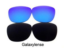 Replacement Lenses For Ray Ban RB2140 Original Wayfarer Black/Blue 54mm Polarize
