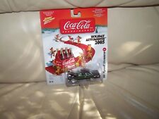 JOHNNY WHITE LIGHTNING- COCA-COLA  #7 PLYMOUTH GTX  HARDTOP- HOLIDAY AUTOMENTS