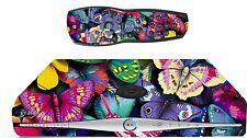 Butterflies Sticker/Skin SKY HD BOX & Remote controller/controll stickers sk20