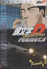 Initial D Dvd - Anime - Fourth Stage : Project.D - Round 2