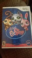 Littlest Pet Shop (Nintendo Wii, 2008)