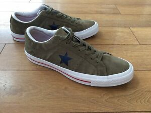 Converse Mens Suede Trainers .. Size 10 .. Excellent Condition .. All Star