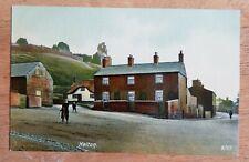 Halton near Runcorn, Cheshire. Colour postcard.