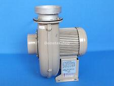 Showa Denki EC-75T-R313 Radial Blower, 200-220 V, 3-phase, 0.2 KW, 264 cfm