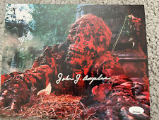 """** John Amplas - Dawn of the Dead ** 10""""x8"""" Signed Picture with COA"""