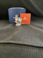 Swarovski Small Mouse. Swarovski Made In Austria. Item Is Collectible.