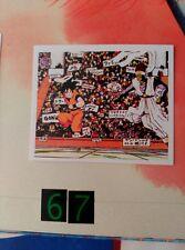 DRAGON BALL Z PANINI CUARTO ALBUM 4 N 67
