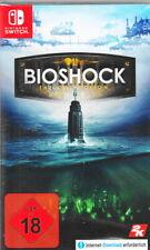 BioShock: the Collection-code in a box-Nintendo switch-nuevo-de versión