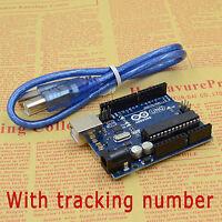 UNO R3 board ATmega328P ATmega16U2 For Arduino Compatible With USB cable