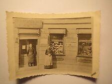 Wien - Buchbinderei Kienmayergasse vor 1917 / Foto Reproduktion 1943