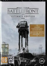 STAR WARS BATTLEFRONT Ultimate Edition - PC - Nuovo! - idea regalo!