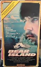 Bear Island (VHS/EP) 1979 action adventure w/ Donald Sutherland-Christopher Lee
