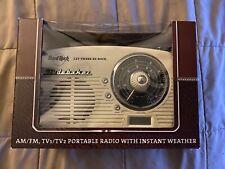 Hard Rock Cafe Memorabilia Radio
