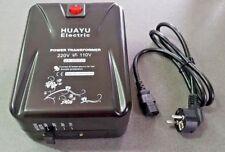 TRANSFORMATEUR POUR APPAREILS DES USA 3000W 220-110v-220v ZX3000 CONVERTISSEUR