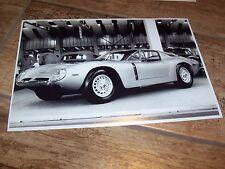 Photo de presse / Press Photograph BIZZARRINI 5300 GT //