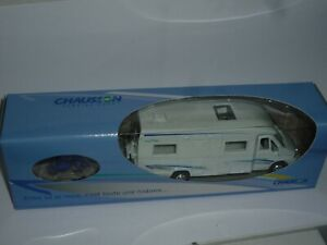NOREV 3 INCHES 1/64 Camping Car Chausson + vélo