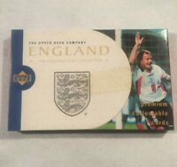 Upper Deck 1997 England World Cup 98 Sealed Pack - David Beckham England Rookie?