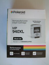 POLAROID CARTRIDGE FOR HP-940XL (940XL BLACK)