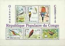 Timbres Oiseaux Congo BF25 ** lot 16163