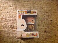 Funko POP! The Walking Dead - Vinyl Figure - HERSHEL GREENE #153 *Non Mint Box*