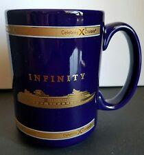 gts INFINITY...Cruise Ship...Vintage...Celebrity  Cruises Coffee Mug 2001