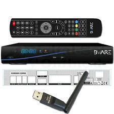 ► Beware RX 8900 COMBO HD digitale 2in1 dvb-s2 + dvb-t2 HEVC TUNER + WLAN BWare