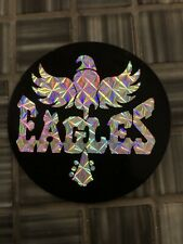 Eagles Band Holographic sticker
