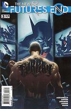 DC COMICS NEW 52 FUTURES END #3 JULY 2014 NEW 52 1ST PRINT NM