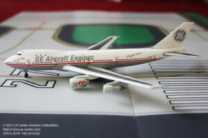 Dragon Wings General Electric Boeing 747-100 Test Aircraft Diecast Model 1:400