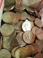 $625 Circulated Grade U.S. Half Dollars. Kennedy Halves. 50 Cent Coins. Money!