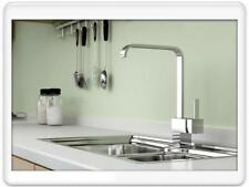 Single Lever Mixer Kitchen Sink Tap With Swivel Waterfall spout  - #15