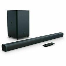 JBL JBLBAR21BLKAM-Z Bar 2.1-Channel Soundbar Wireless Subwoofer