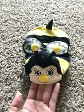 Pet Dog Bumble Bee Halloween Costume by Thrills & Chills  Size S Small NWT