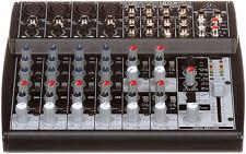 NEW! Behringer XENYX 1202FX Premium 12-Input 2-Bus Mixer - FAST SHIP 1202 + FX
