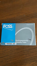 3 x Foss Environmentally friendly Inner Tube 700ccx35-45  - Priced to Clear!!