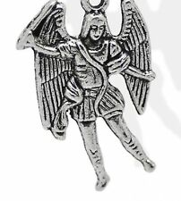 GUARDIAN ANGEL CLIP ON CHARM FOR BRACELETS - TIBETIAN SILVER - NEW