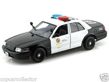 Motormax 1/24 LAPD Los Angeles Police Department Ford Crown Victoria