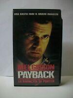 PAYBACK La rivincita di Porter [vhs, Warner, 1999, 100']