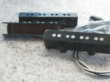 Jazz Bass guitar pickups Hand wound by e-dis pickups AlnicoV for 4 strings bass
