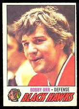 1977 78 OPC O PEE CHEE HOCKEY 251 BOBBY ORR EX-NM CHICAGO BLACK HAWKS HOF CARD