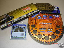 52 O Ring Chain And Sprocket Kit KTM SX SXF EXC XC EXC-F 125 200 250 300 350 450