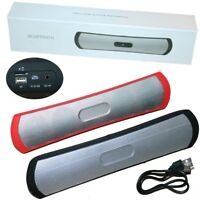 Tragbarer Lautsprecher Musikbox Bluetooth Sound System MP3 Player SD USB AUX