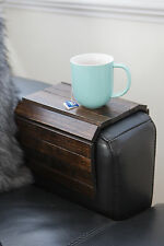 "Tasmanian Made Couch Sofa Arm Table -  One Size Fits All Black Japan ""Couchmate"""