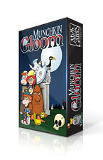 Munchkin Gloom Card Game Atlas Games Steve Jackson Games ATG 1333 John Kovalic