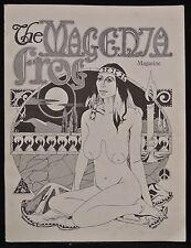 THE MAGENTA FROG MAGASINE - Arn Saba & Gordon Fidler - Talon Books March 1970