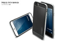 Neo Hybrid Bumper Shockproof Case Cover For iPhone 6 6S Free Screen Protector