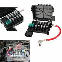 Terminal de batería de caja fusibles para VW MK4 Beetle 2.0 1.9TDI 1J0937550A/B