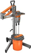 Ridgid Mortar Grout Mixer Stand Dual Paddle Programmable Variable Speed Foldable